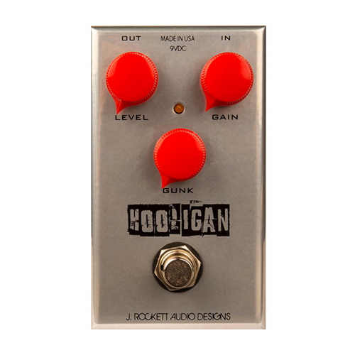 J. Rockett The Hooligan Fuzz Pedal J.Rad